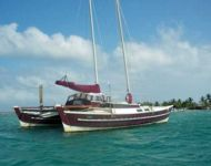 vends catamaran occasion